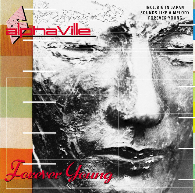 Alphaville Forever Young album cover
