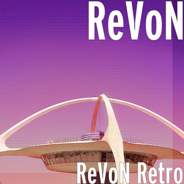 Album cover for ReVoN Retro by Revon