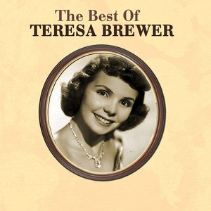 Teresa Brewer Sweet Old Fashioned Girl cover