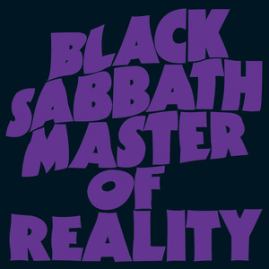 Master of Reality (2009 Remastered Version) Albümü