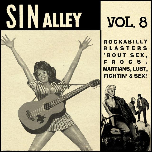 Sin Alley Vol. 8
