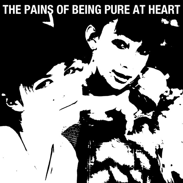 Album cover for The Pains Of Being Pure At Heart by The Pains Of Being Pure At Heart