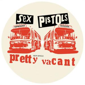 Sex Pistols No Fun cover