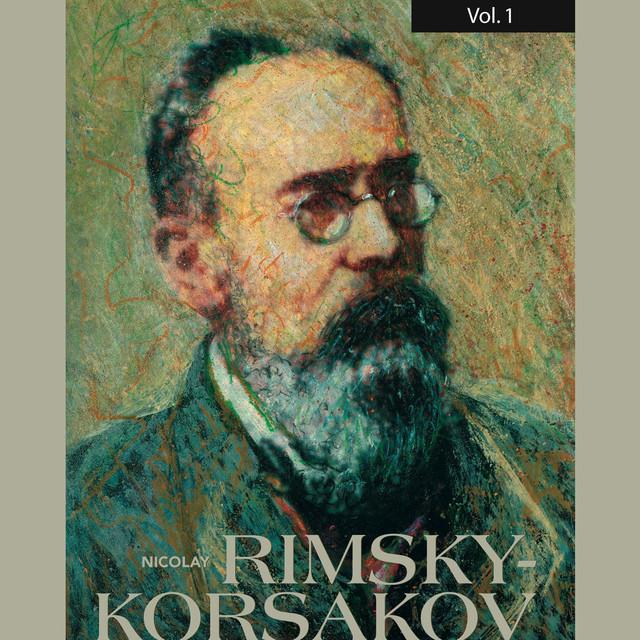 Korsakov, Vol. 1 (1946-1954) Albumcover