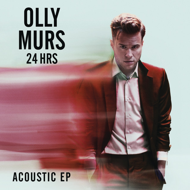 Album cover for 24 HRS (Acoustic) - EP by Olly Murs