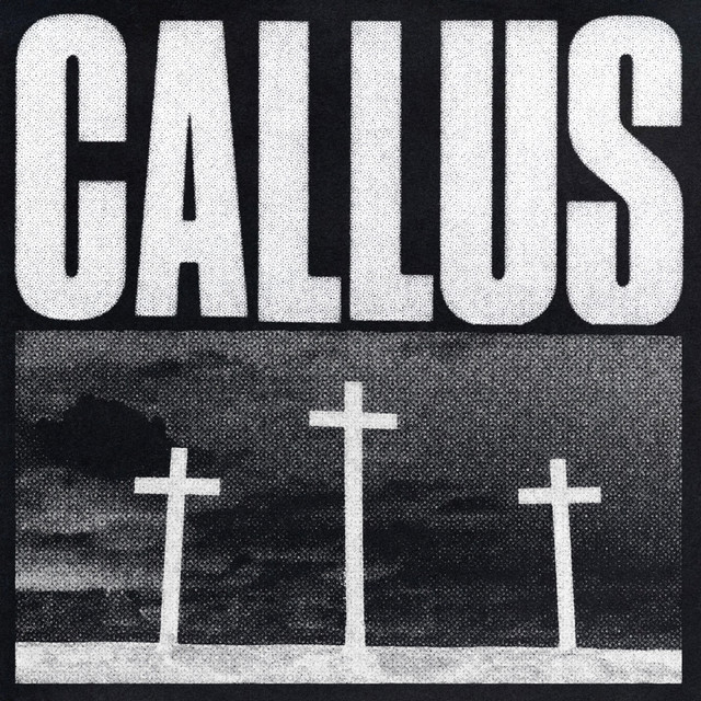 Album cover for Callus by Gonjasufi