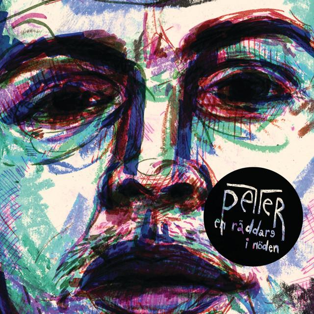 Skivomslag för Petter: En Räddare I Nöden