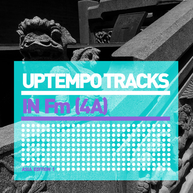 Uptempo Tracks in Fm (4a) Asia Edition 1