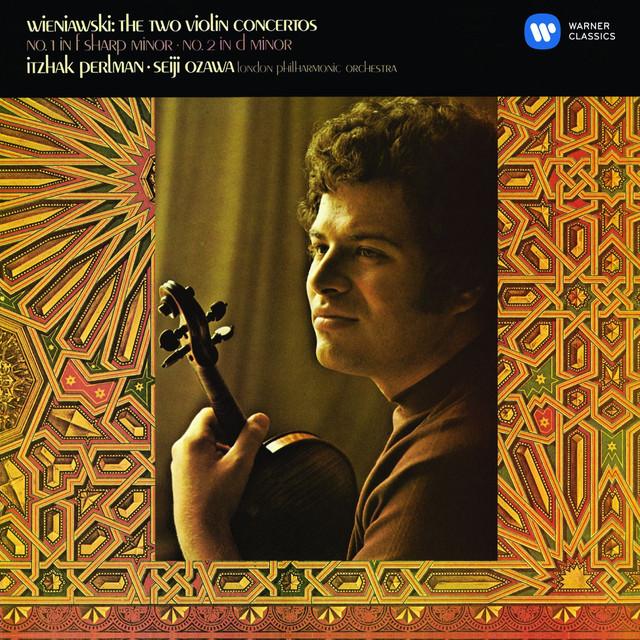 Wieniawski: Violin Concertos Nos 1 & 2 Albumcover