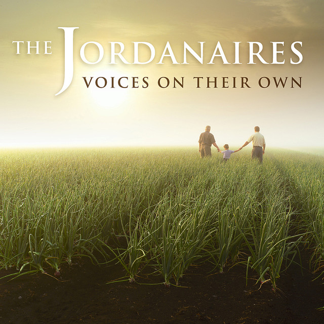 The Jordanaires Voices on Their Own album cover