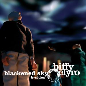 Blackened Sky B-sides Albumcover