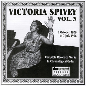 Victoria Spivey Vol. 3 1929-1936 album