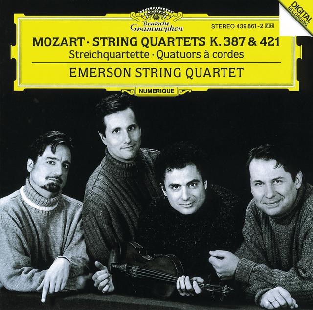 """Risultato immagini per emerson quartets Mozart haydn quartets"""""""