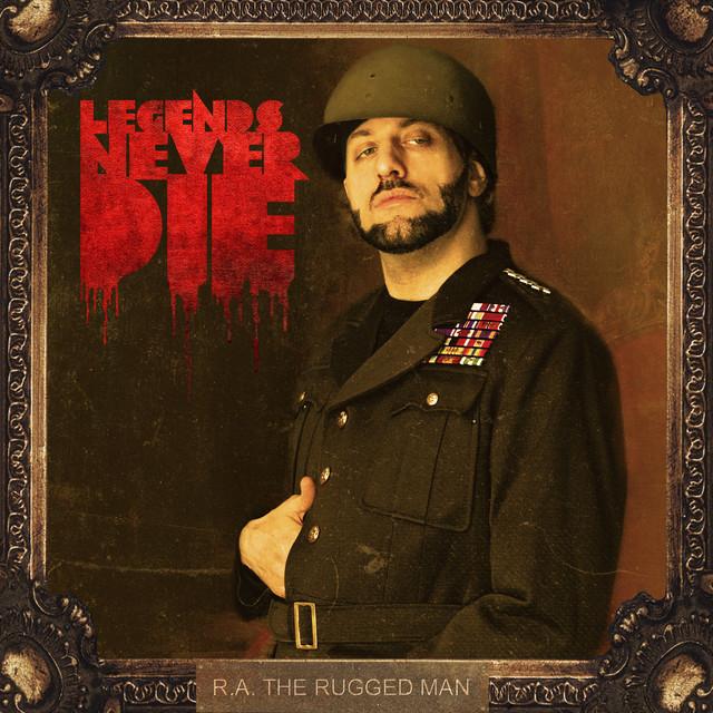 Legends Never Die Albumcover