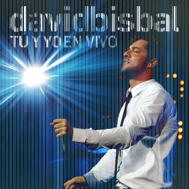 Album cover for Tú Y Yo En Vivo by David Bisbal