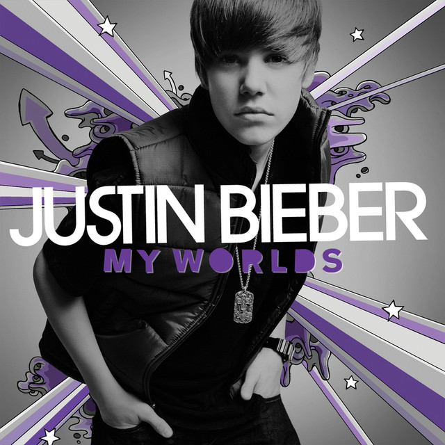 Justin Bieber My Worlds (Oz Version) album cover