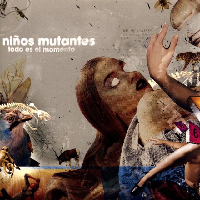 Artwork for Te Favorece Tanto Estar Callada by Niños Mutantes