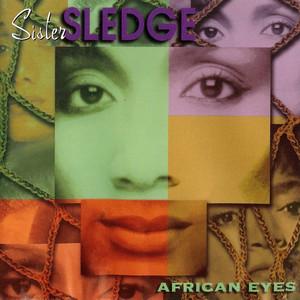 African Eyes Albumcover