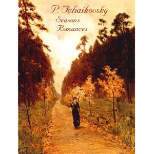 Tchaikovsky: Seasons Romances Albümü
