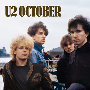 October (Remastered) Albumcover