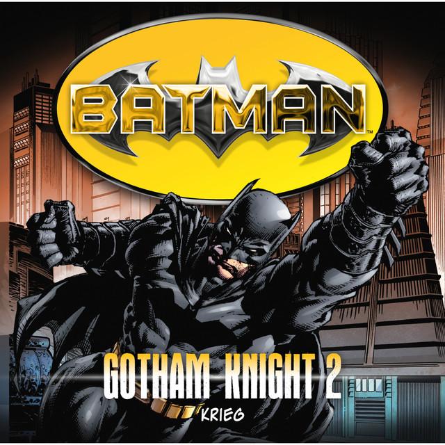 Gotham Knight, Folge 2: Krieg Cover
