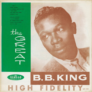 The Great B.B. King album