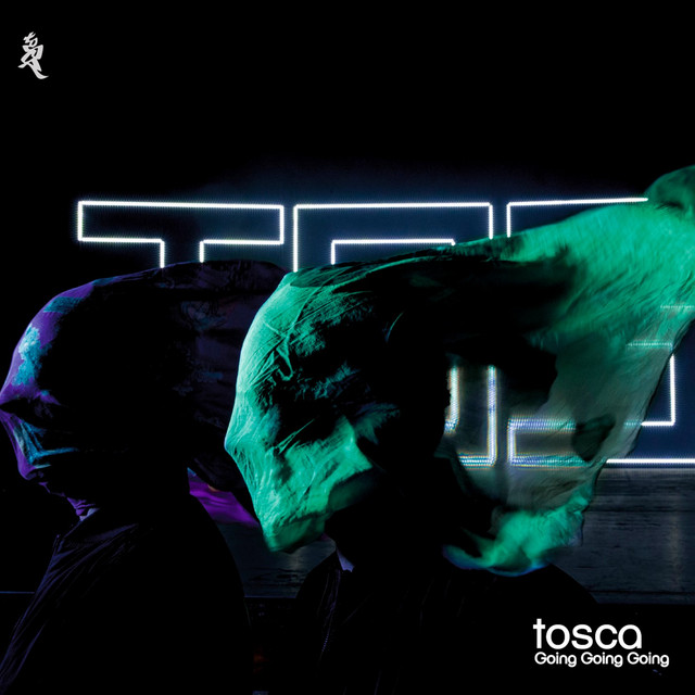 Album cover for Going Going Going by Tosca