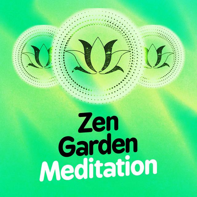 Zen Garden Meditation Albumcover