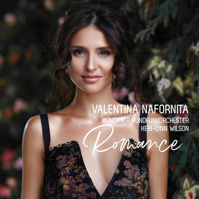 Album cover for Romance by Munich Radio Orchestra, Keri-Lynn Wilson, Valentina Nafornita