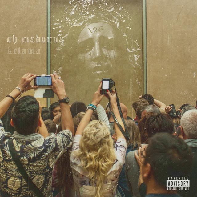 Album cover for Oh Madonna by Ketama126