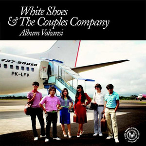 Album Vakansi - White Shoes And The Couples Company