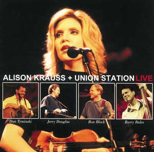 Alison Krauss & Union Station When You Say Nothing At All - Live cover