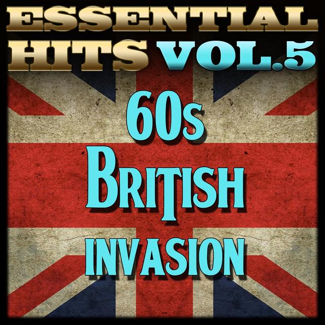 Essential 60s British Invasion Hits-Vol.5 Albumcover