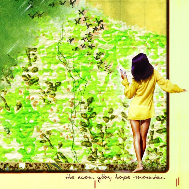 The Acorn Hope Glory Mountain album cover