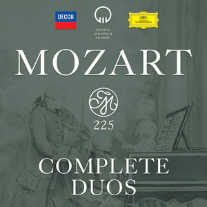 Mozart 225: Complete Duos Albümü