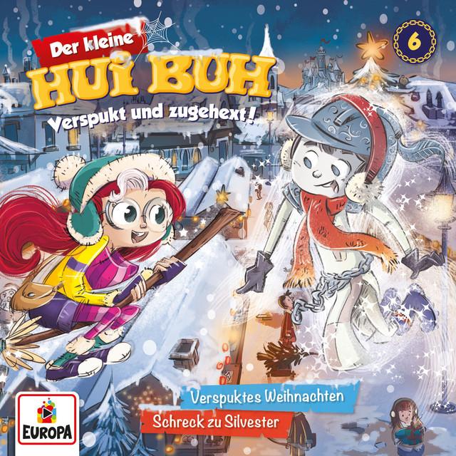 006 - Verspuktes Weihnachten  -  Schreck zu Silvester Cover