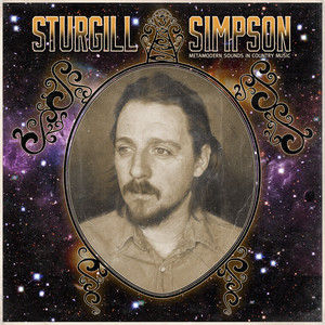 Sturgill Simpson It Ain't All Flowers cover
