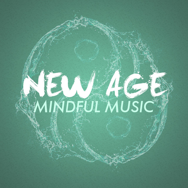 New Age Mindful Music Albumcover