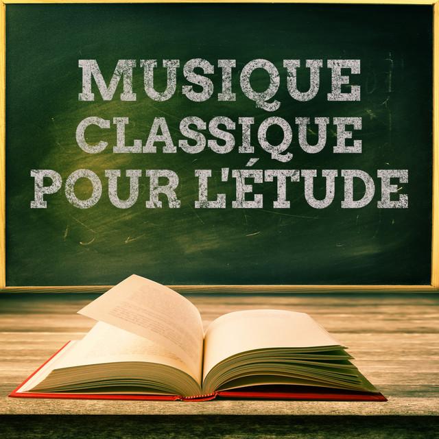 Musique classique pour l'étude Albumcover