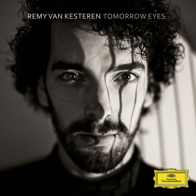 Album cover for Tomorrow Eyes by Remy Van Kesteren