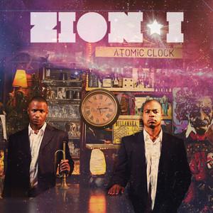 Atomic Clock Albumcover