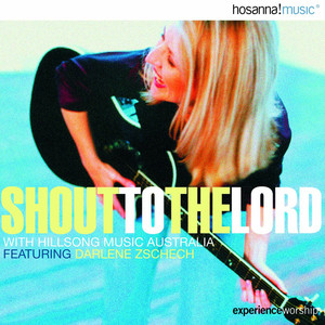 Shout To The Lord Albumcover