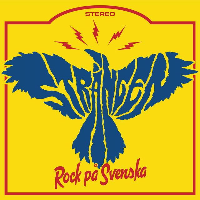 Skivomslag för Strängen: Rock På Svenska