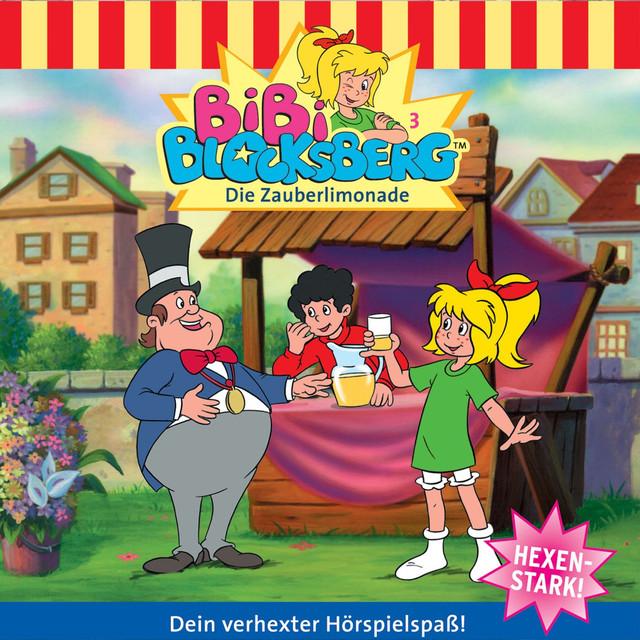 Folge 3: Die Zauberlimonade Cover