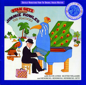 Stan Getz, Jimmy Rowles Body and Soul cover