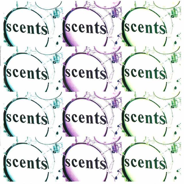 Skivomslag för Scents: Scents