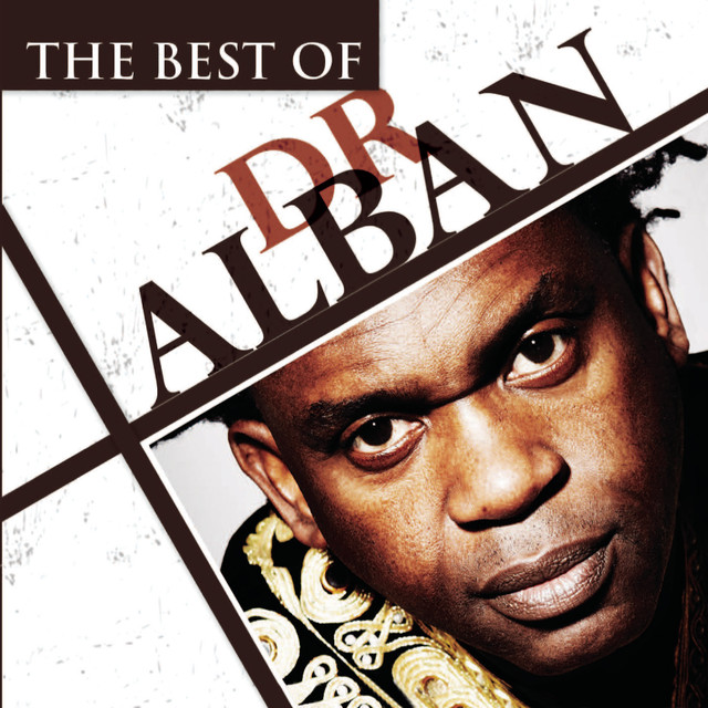 Dr. Alban Best Of Dr. Alban album cover