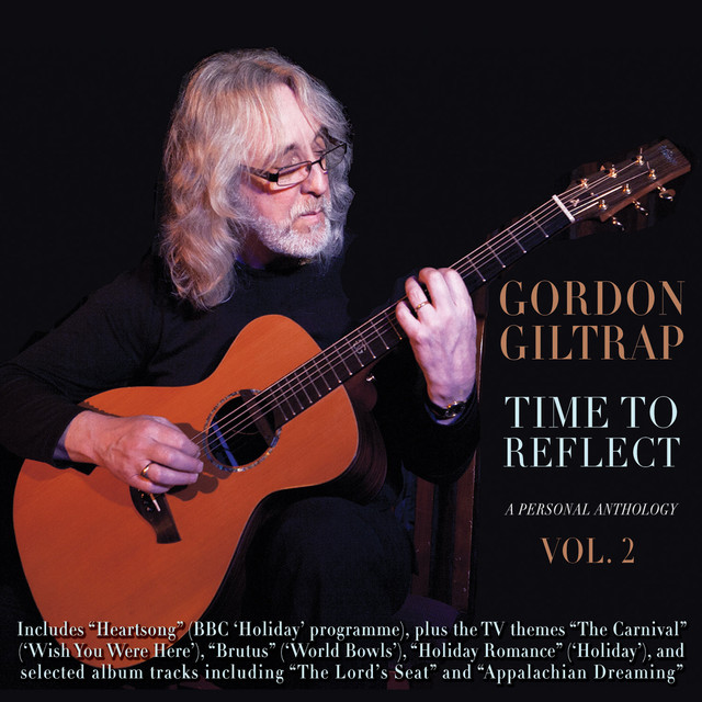 Gordon Giltrap tickets and 2018 tour dates