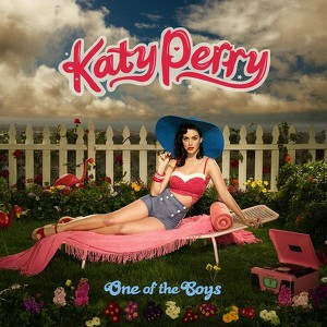 One Of The Boys Albumcover
