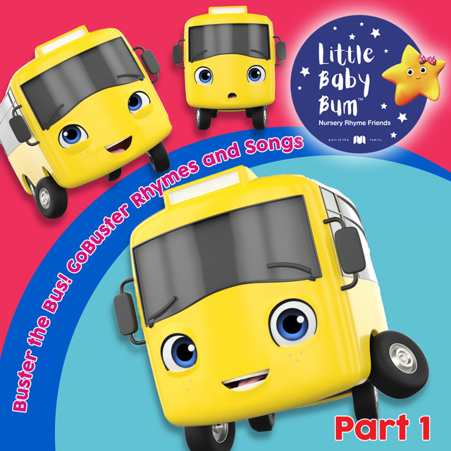 Buster the Bus! Go Buster Rhymes and Songs, Pt. 1